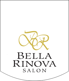 Bella Rinova Salon, Footer Logo